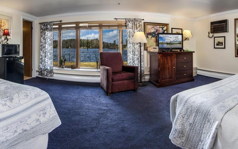 Saranac Lake Hotel U0026 Lodging | Gauthieru0027s Saranac Lake Inn